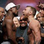 UFC Fight Pass Es la fundición Durante el Floyd Mayweather Jr.-Conor McGregor Lucha