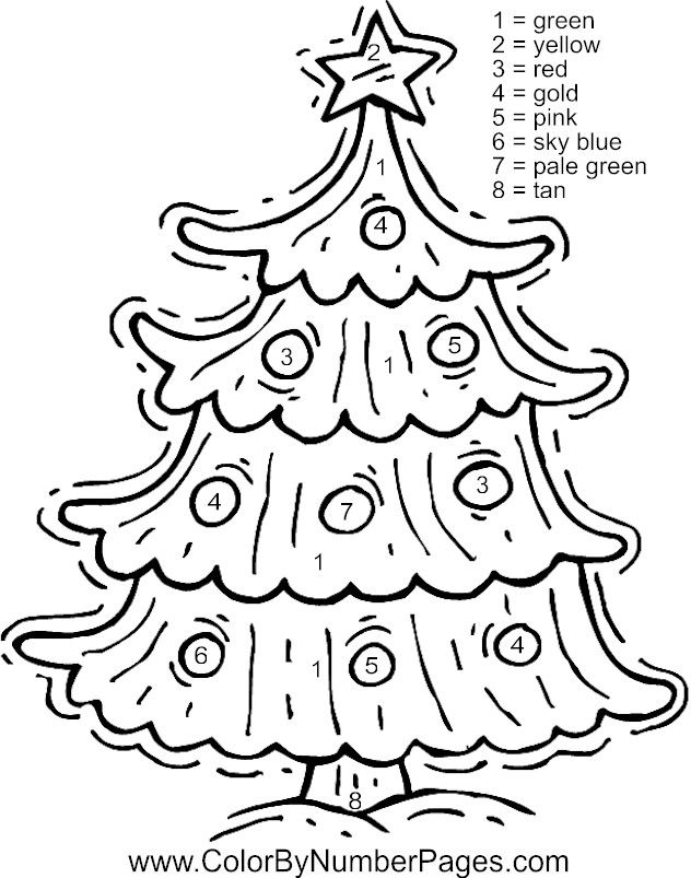 Colour By Number Worksheets Christmas : Christmas addition coloring worksheets aprita.com