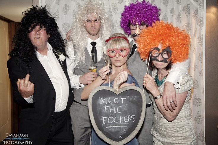 Wedding reception photo booth props, fun for all the family :) Image: Cavanagh Photography http://cavanaghphotography.com.au