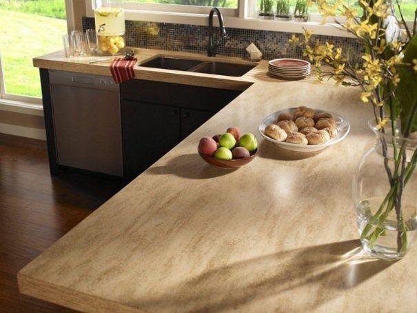 Die besten 25+ Granitküchenarbeitsplatte im landhausstil Ideen auf - quarzit arbeitsplatte küche