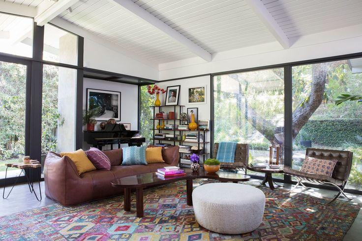 Laura Dern's Home Photos | Architectural Digest