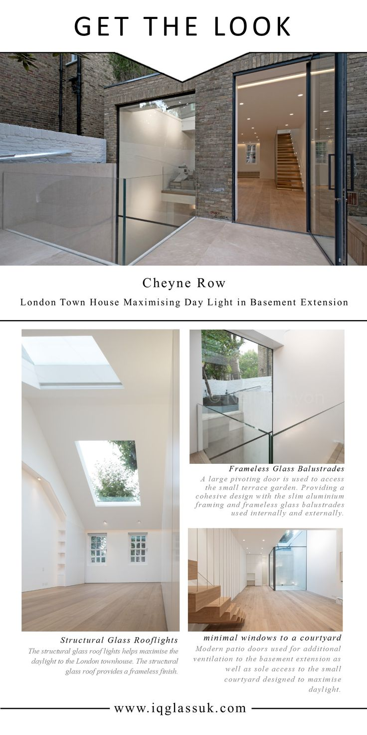 Frameless glass wall details - 173 Best Sky Light Images On Pinterest Glass Roof Extension Ideas And Kitchen Extensions