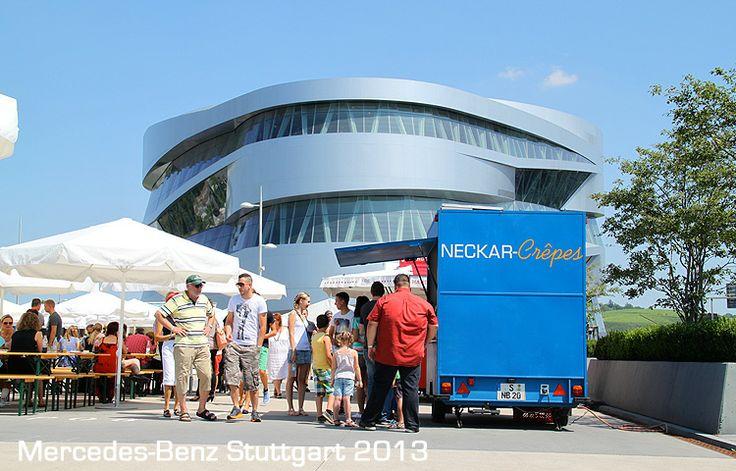 Mobiler Food Truck Hänger für Crêpes  #Food Hänger #FoodTruck #Stuttgart #Crêpes #Neckar-Crepes