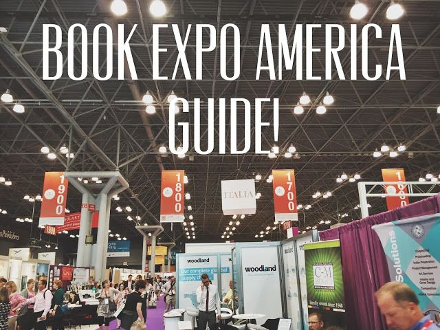 How To Survive Book Expo America! (+ Tips and Tricks) | Reads By Amanda