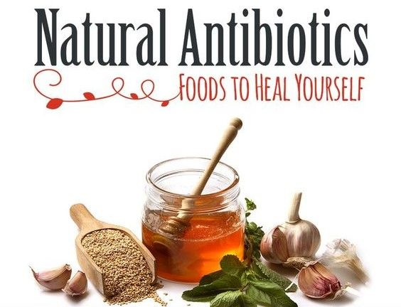 Προλάβετε το κρυολόγημα με φυσικά αντιβιοτικά!!