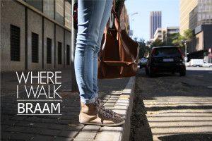 Where I Walk: Braamfontein