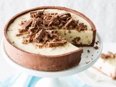 Tim Tam Cheesecake... Ok, not GF, could be made GF by substituting TTs for the GF equivalent.