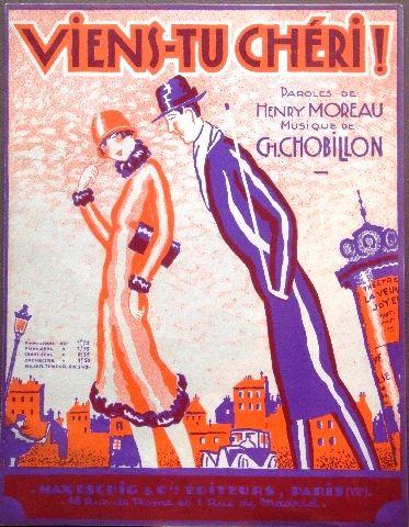 20 Best Art Deco Music Sheets Images On Pinterest Music