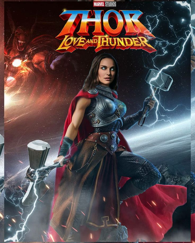 Jane Foster Thor: Love And Thunder