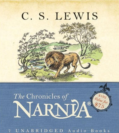 75 best early chapter books images on pinterest baby books kid the chronicles of narnia by c s lewis fandeluxe Image collections