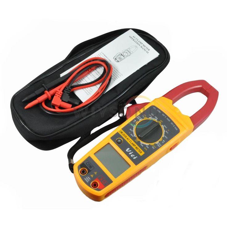 $24.99 (Buy here: https://alitems.com/g/1e8d114494ebda23ff8b16525dc3e8/?i=5&ulp=https%3A%2F%2Fwww.aliexpress.com%2Fitem%2FM032-New-VICHY-CM2030-3-1-2-Digital-AC-DC-Clamp-Meter-Multimeter-Tester-DCV-ACV%2F1758665225.html ) M032 New VICHY CM2030 3 1/2 Digital AC/DC Multimeter Tester DCV ACV ACA R with BACKLIGHT Clamp Meter FREE SHIPPING for just $24.99