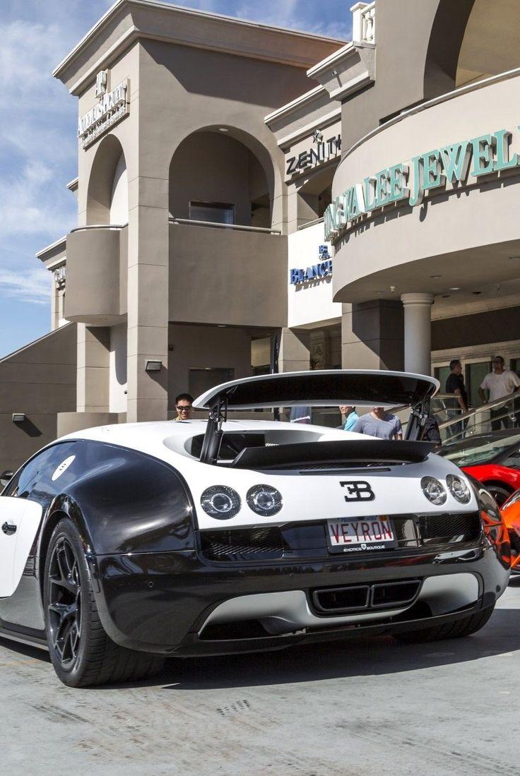 Bugatti Veyron Super Sport Panda