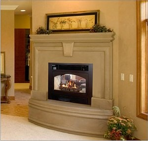 17 Best Images About ART DECO FIREPLACES On