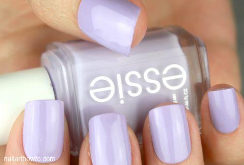 Essie Lilacism Lilac Nail Polish