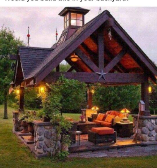 These Smashing Backyard Ideas Are Hot And Happening: 25+ Best Ideas About Backyard Gazebo On Pinterest