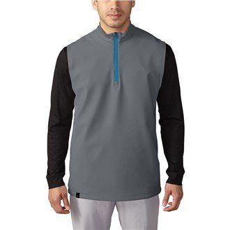 Adidas Golf 2016 Mens ClimaCool Competition Half Zip Vest Pullover