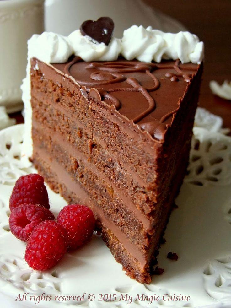 My Magic Cuisine: Čokoladna čarolija