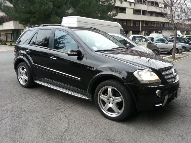 Mercedes-benz Ml 320 CDI  4MATIC ALLESTIMENTO AMG a 28.000 Euro | Fuoristrada SUV | 53.635 km | Diesel | 165 Kw (224 Cv) | 03/2008