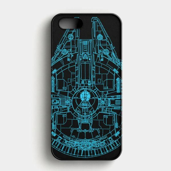 Star Wars Legacy iPhone SE Case
