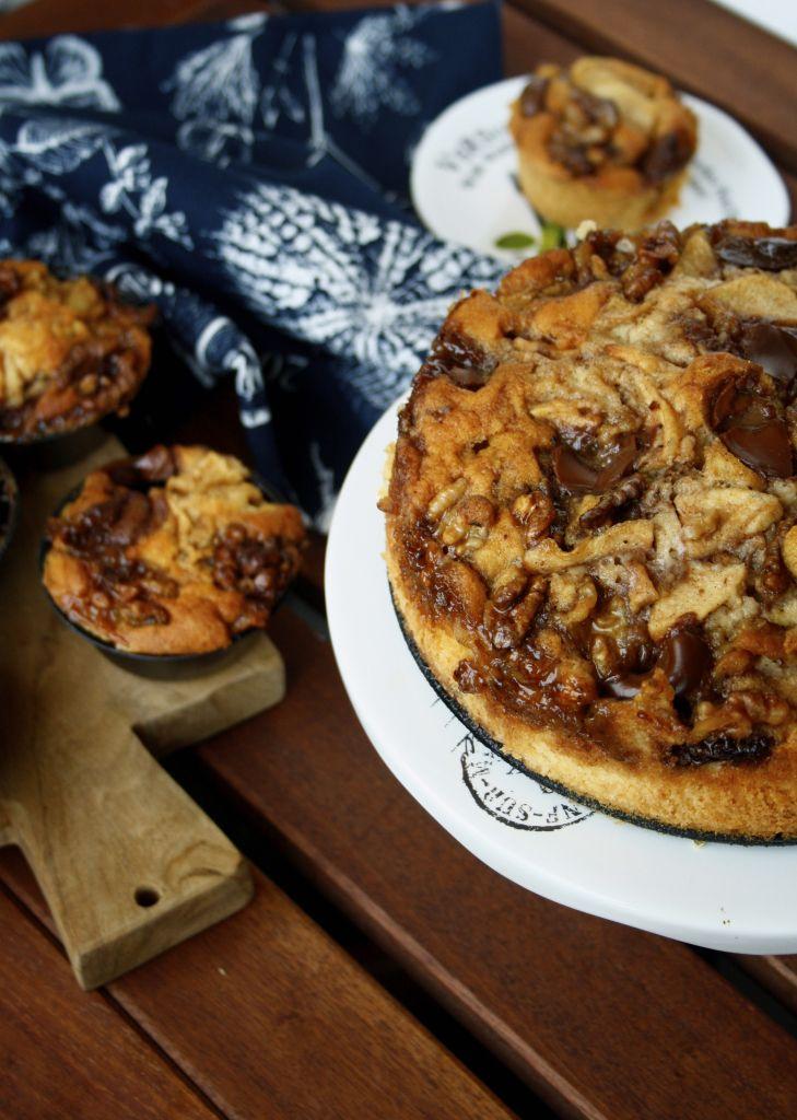 Apfel-Walnuss-Muffins apple-Walnut-Muffins http://babyrockmyday.com/walnuss-apfel-muffins/