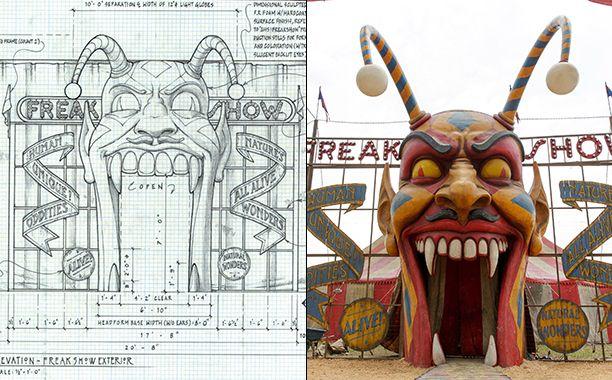 American Horror Story: Inside Universal Halloween Horror Nights' new maze | EW.com