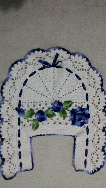 Juegos De Baño Regina: crochet juego para baño mis trabajos 1 guardado por regina rodrigues
