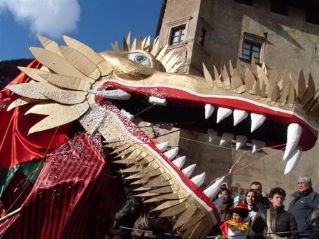 Carnevale solandro - Local carnival show