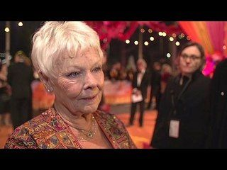 The Second Best Exotic Marigold Hotel: Judi Dench London Premiere Interview --  -- http://www.movieweb.com/movie/the-second-best-exotic-marigold-hotel/judi-dench-london-premiere-interview