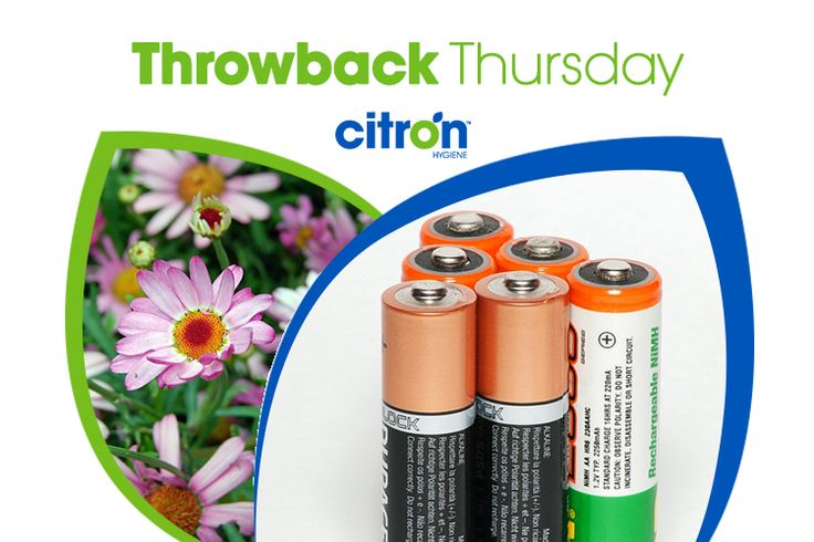 #ThrowbackThursday to when we began our #battery #recycling program in May 2010! #begreen https://plus.google.com/+WeserviceBiz/posts/1XkFwKodiog