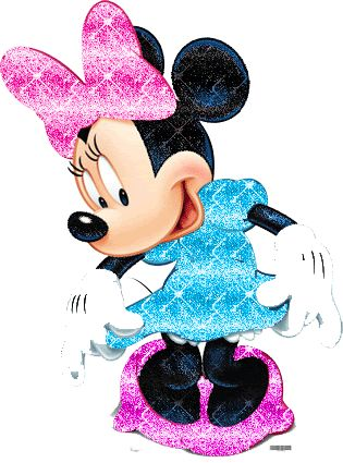 animated gifs glitter graphics Minnie Mouse | Minnie Mouse ...