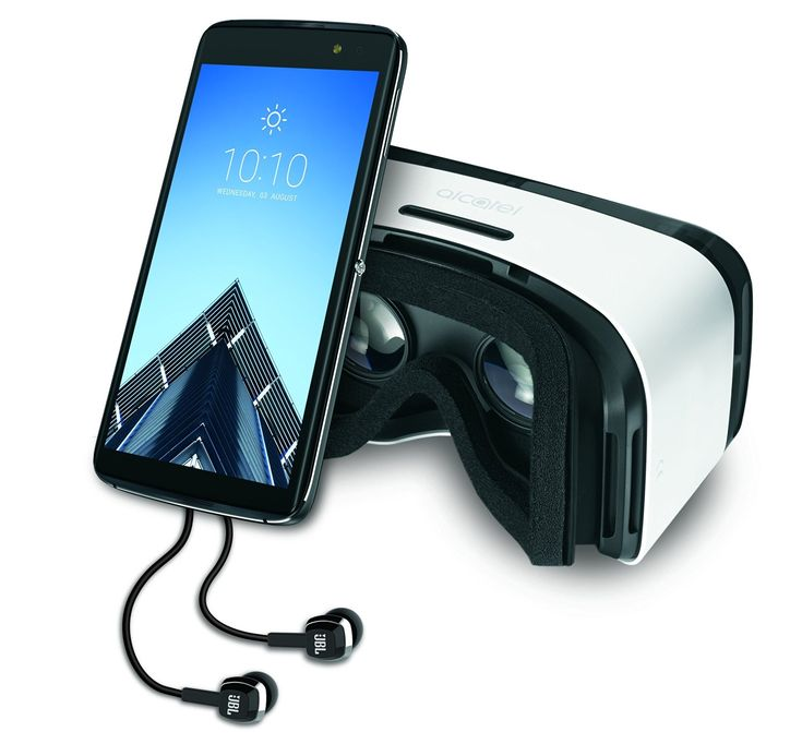 Alcatel idol 4 s unlocked 4g lte smartphone