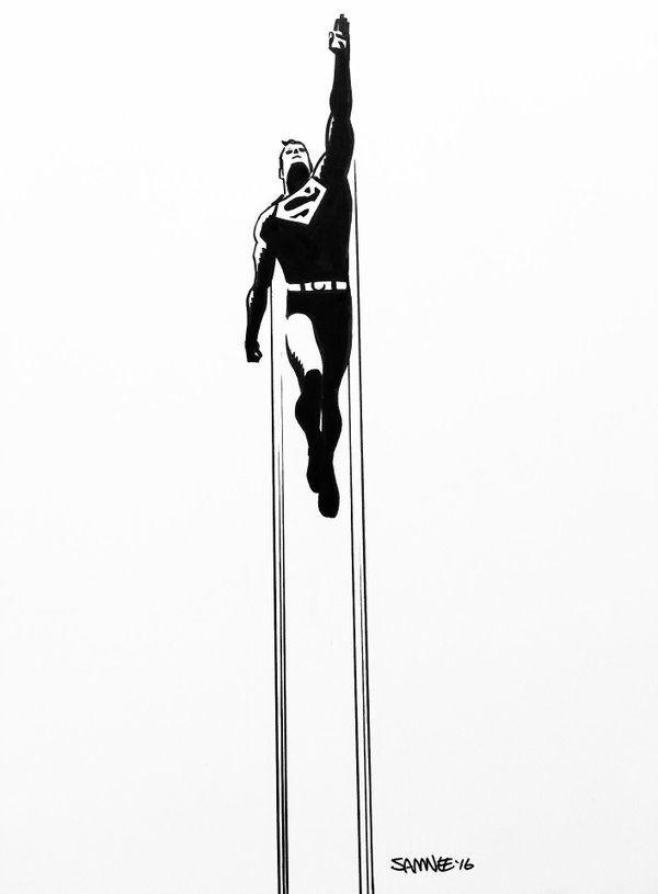 Superman by Chris Samnee