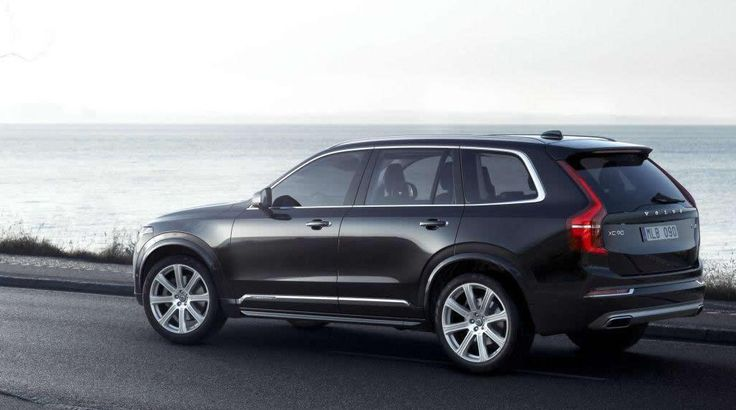 2015 Volvo XC90 First Edition to cost $120,000  - http://www.caradvice.com.au/304315/2015-volvo-xc90-first-edition-to-cost-120000/