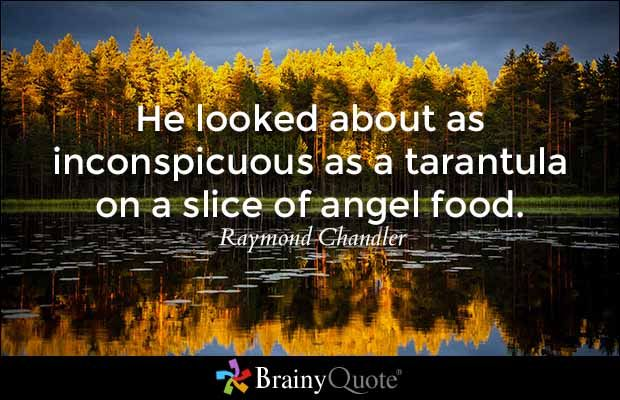 Raymond Chandler Quotes - BrainyQuote