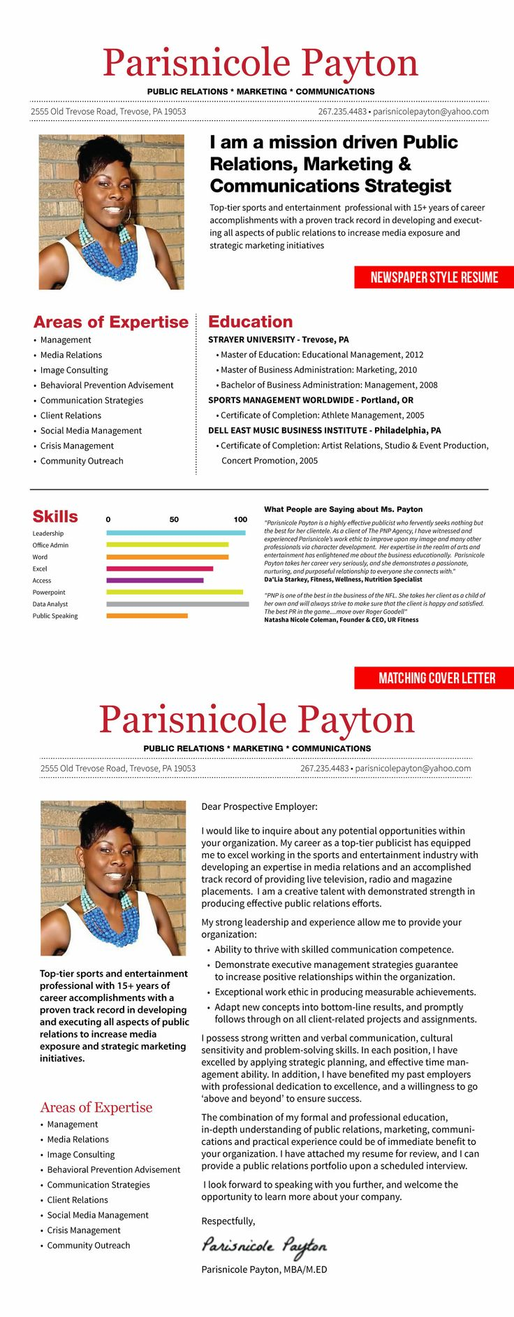 design of resume in magazinenewspaper format order now and get this unique resume