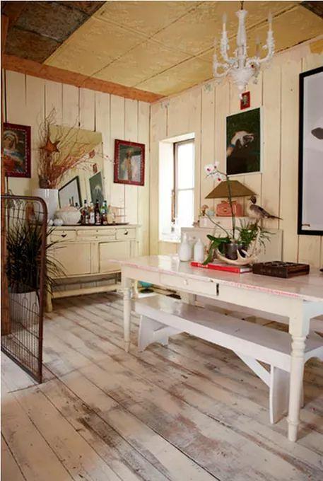 Деревянные полы как стиль   Общий 18 Элемента