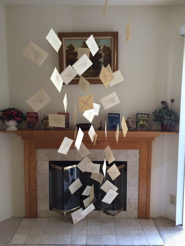 Best 25 harry potter decor ideas on pinterest harry for Decoration harry potter