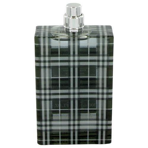 Burberry Brit by Burberry Eau De Toilette Spray (Tester) 3.4 oz (Men)