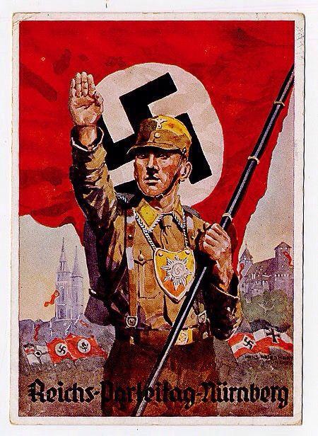 Nazi propaganda iwa