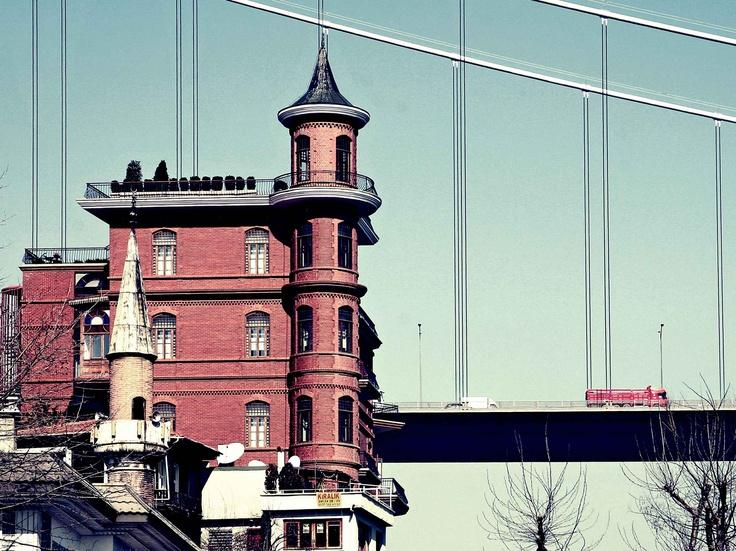 Haunted House - Istanbul