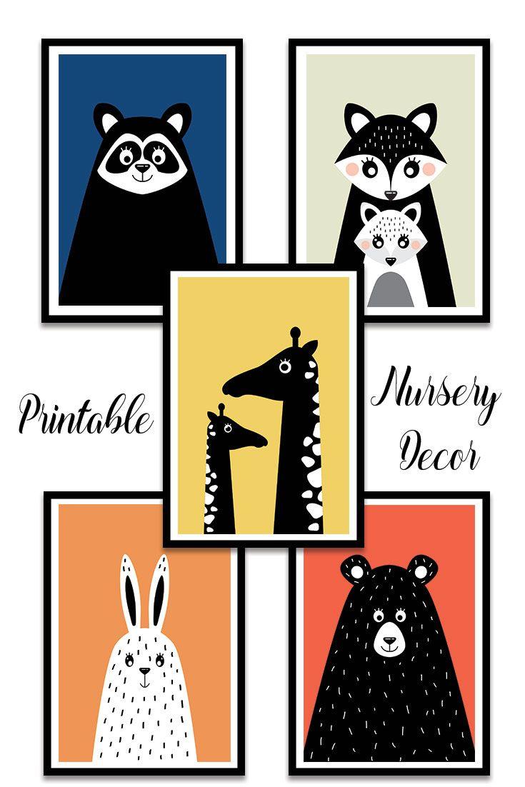 25 best Printable wall art images on Pinterest | Birthday favors ...