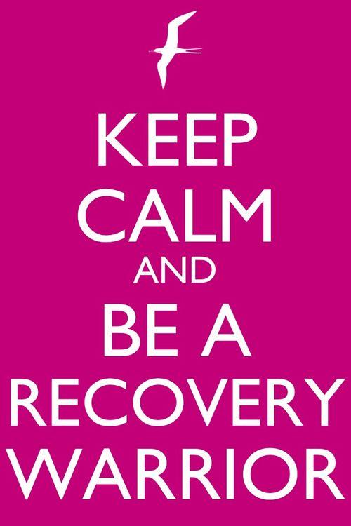 recovery rocks~  | rePinned by CamerinRoss.com