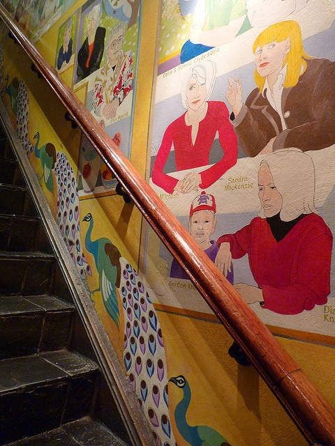 18 best mary magdalene images on pinterest catholic art for Alasdair gray hillhead mural