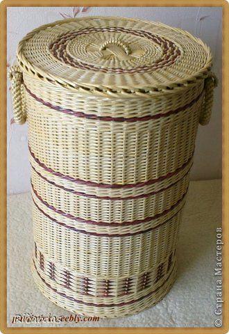 Поделка изделие Плетение Май Бумага газетная Трубочки бумажные фото 5