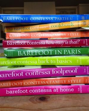 Some of the greatest cookbooks #BarefootContessa