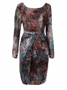 Sunset Forest Dress - OJAY