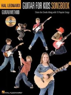 Guitar for Kids Songbook: Strum the Chords Along with 10 Popular Songs - Free Shipping On Orders Over $45 - Overstock.com - 12342884 - Mobile