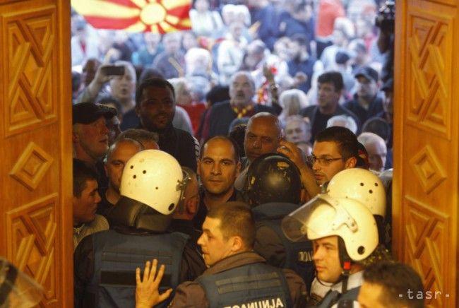 Odsúdili deväť ľudí za útok na macedónsky parlament v Skopje - Zahraničie - TERAZ.sk