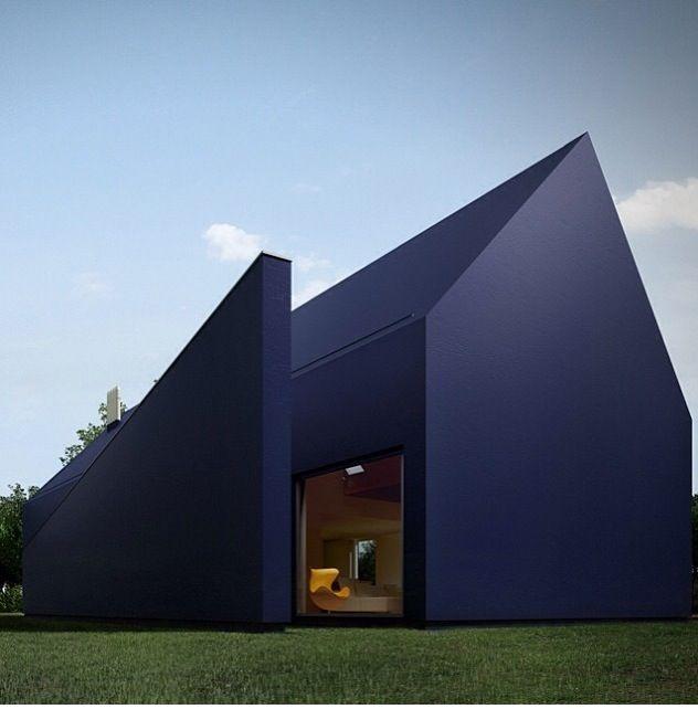 Rosamaria G Frangini | Architecture Houses | Moomoo architects. Black House
