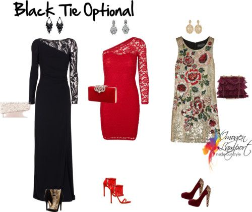 1000 Ideas About Black Tie Optional On Pinterest